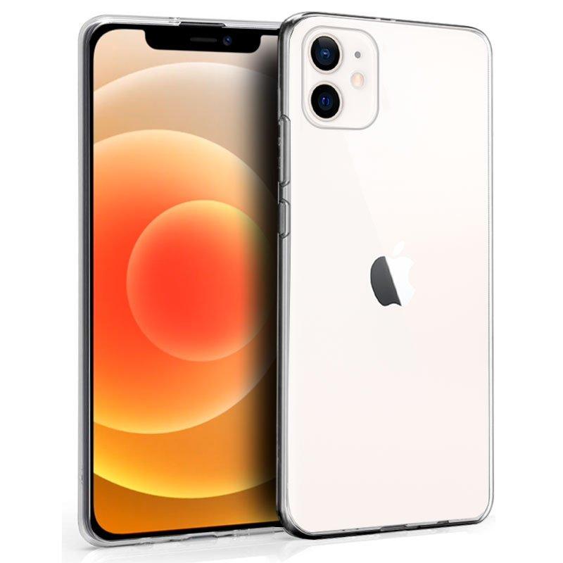 COOL Funda Silicona Apple Iphone 12 mini (Transparente)