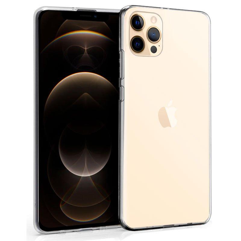 COOL Funda Silicona Apple Iphone 12 Pro Max (Transparente)