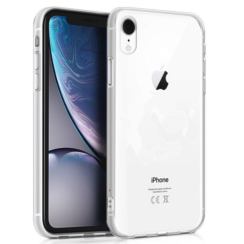 COOL Funda Silicona Apple Iphone XR (Transparente)
