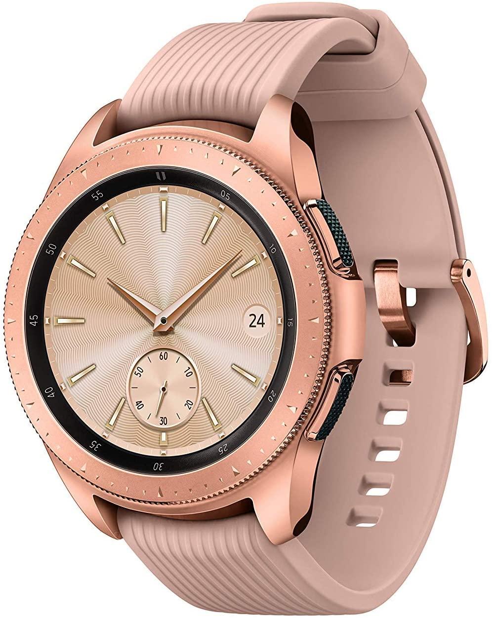 SAMSUNG Smartwatch Galaxy SM-R815 42mm LTE - Oro Rosado