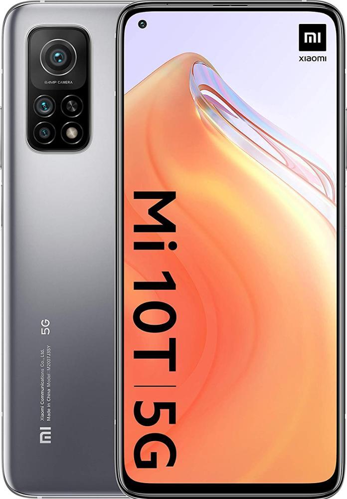 XIAOMI Smartphone Mi 10T Pro 5G 8GB 256GB Plata
