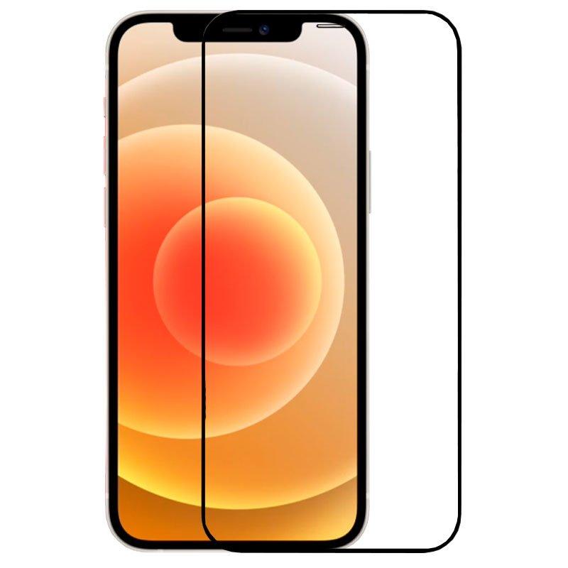 COOL Protector Pantalla Cristal Templado Iphone 12 mini (Full 3D Negro)