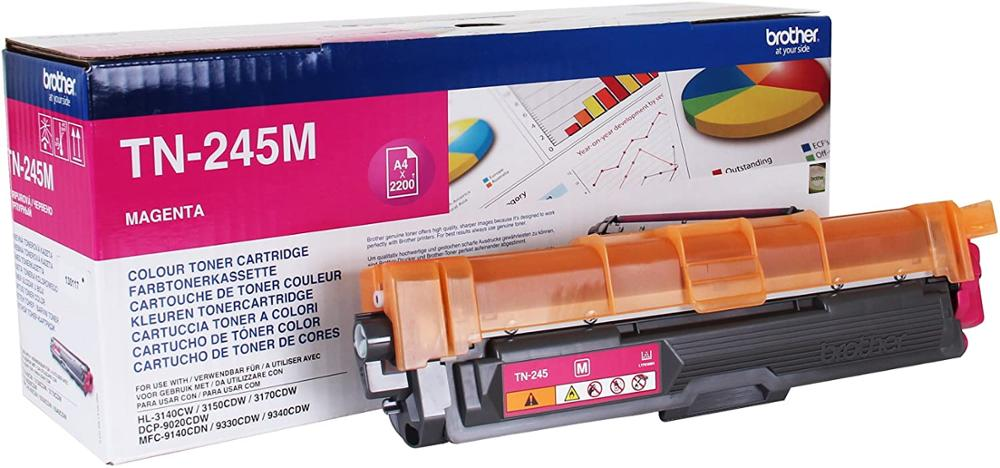 BROTHER TONER TN245M MAGENTA