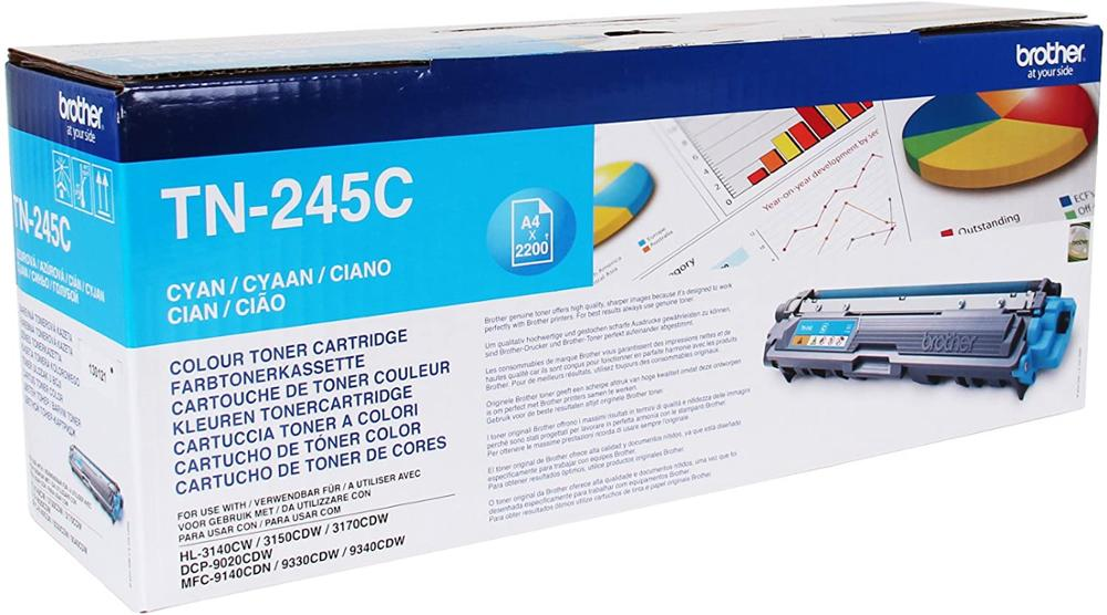 BROTHER TONER TN245C CIAN