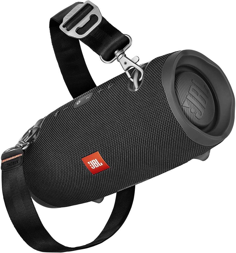 JBL Altavoz Xtreme 2 Portable Bluetooth Speaker Gun Metal Edition