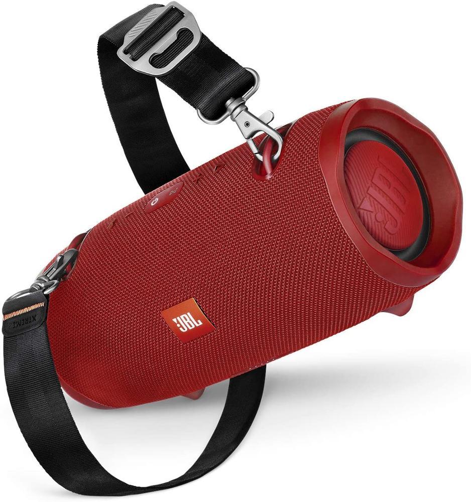 JBL Altavoz Xtreme 2 Portable Bluetooth Speaker - Rojo