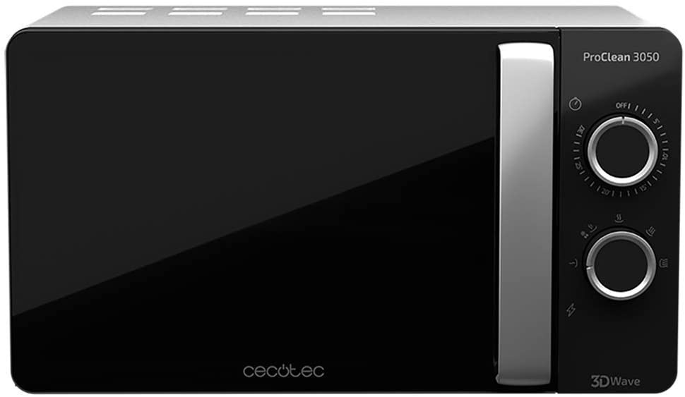 CECOTEC Microondas Proclean 3050 - Negro