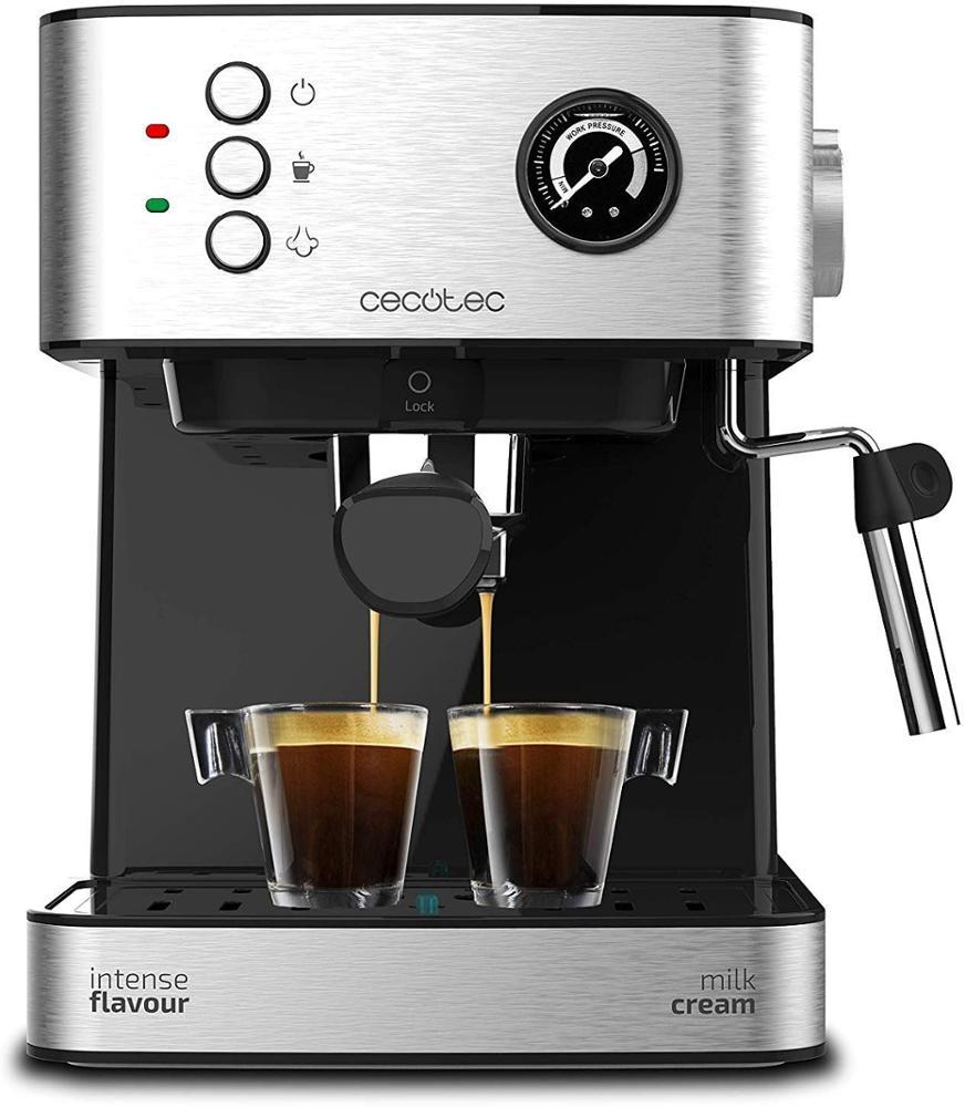 CECOTEC Cafetera Express Power Espresso 20 Professionale