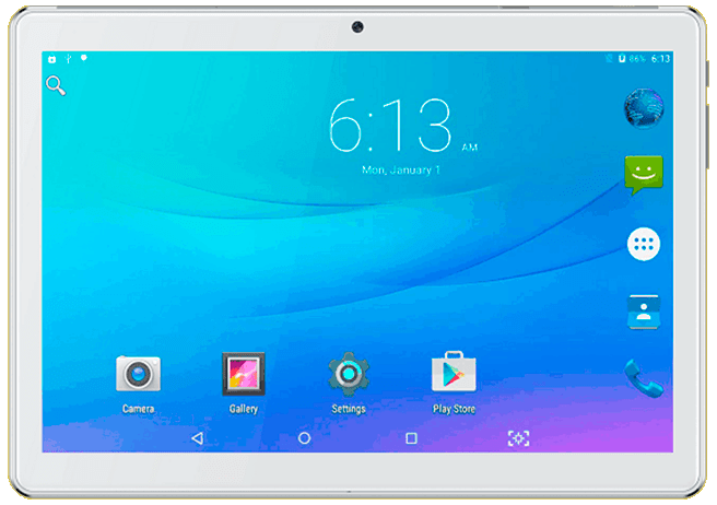 "INNJOO Tablet Superb Plus 10.1"" 4G 3GB 32GB 5000 mAh"