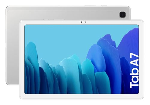 "SAMSUNG Tablet Galaxy Tab A7 2020 T500 10.4"" 3GB 64GB Wifi - Plata"