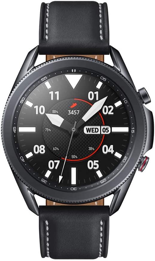 SAMSUNG Smartwatch Galaxy Watch 3 SM-R845 45mm LTE - Negro