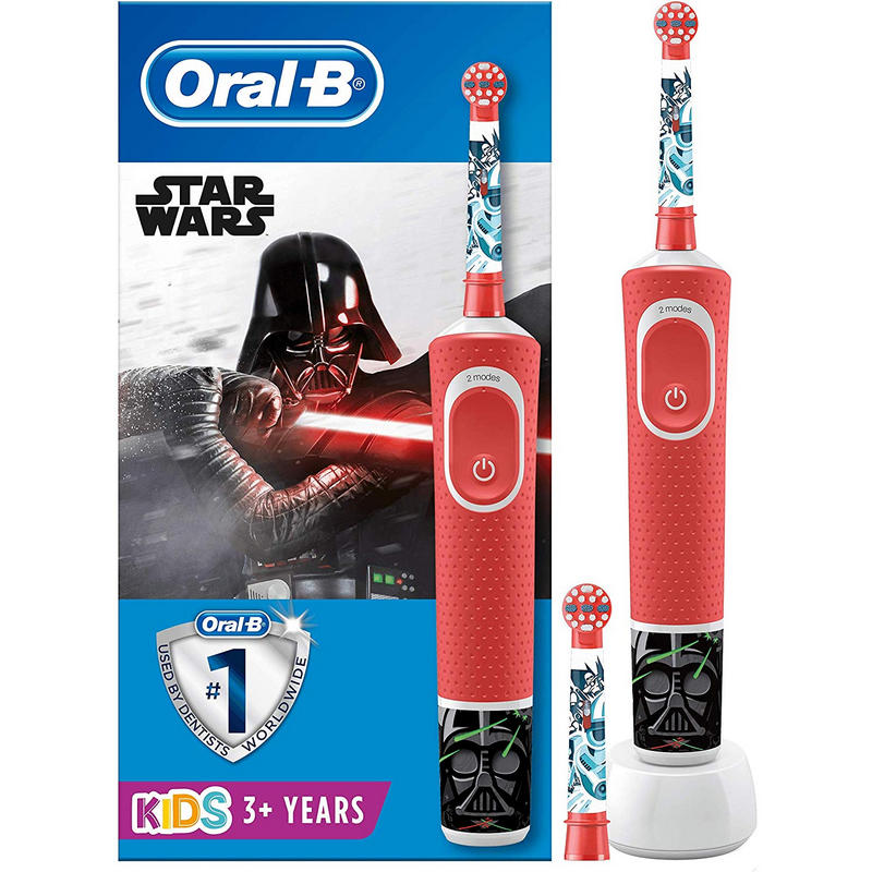 BRAUN Cepillo Dental ORAL-B D100 Kids Star Wars