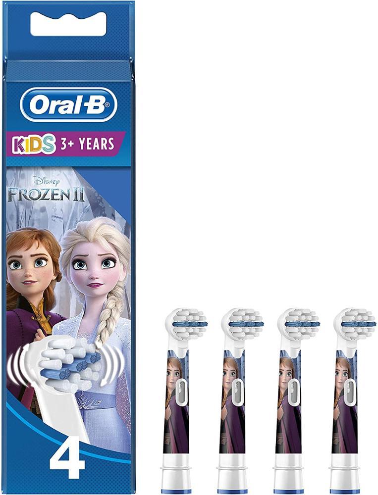 BRAUN Recambio Cepillo Dental ORAL-B EB10-4 Frozen