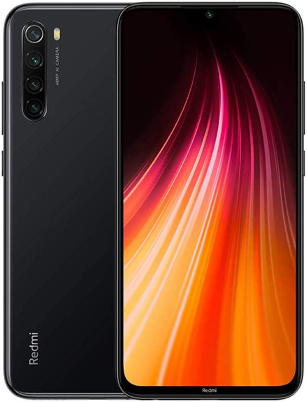 XIAOMI Smartphone REDMI NOTE 8 4GB 128GB - NEGRO