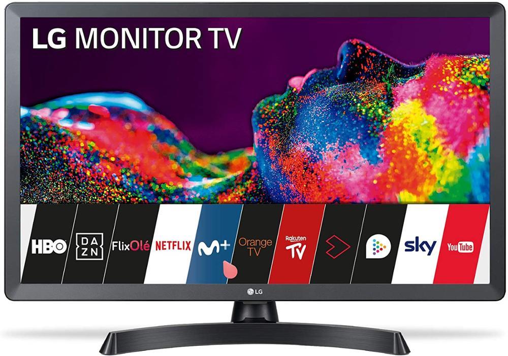 """LG Televisor 24TN510S-PZ 24"""" STV - Negro"""