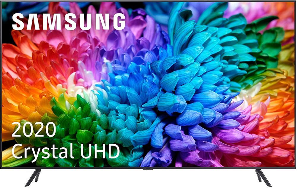 "SAMSUNG Televisor UE43TU7105 43"" UHD 4K SMART TV"