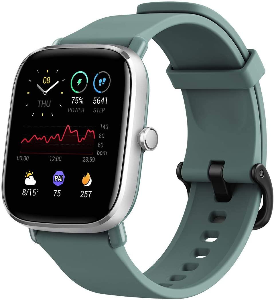 XIAOMI Smartwatch Amazfit GTS 2 Mini - Verde Salvia