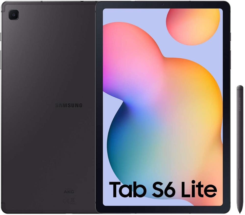 SAMSUNG Tablet Galaxy Tab S6 Lite P615 10.4 Wifi LTE 64GB Gris