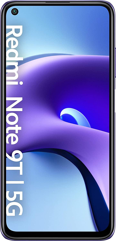 XIAOMI Smartphone Redmi Note 9T 5G 4GB 128GB DS - Lila