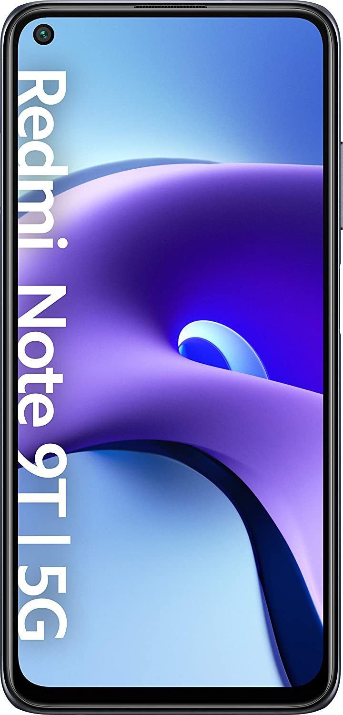 XIAOMI Smartphone Redmi Note 9T 5G 4GB 128GB DS - Negro