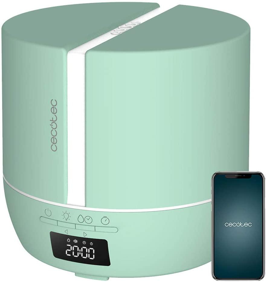 CECOTEC Difusor de aroma PureAroma 550 Connected Sky