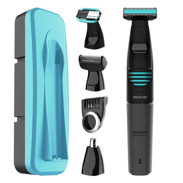 CECOTEC Trimmer Multigrooming Bamba PrecisionCare Extreme 5in1