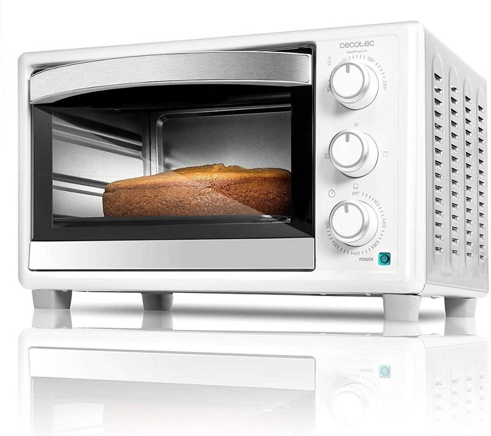 CECOTEC Horno de sobremesa Bake'n Toast 590 23 litros - Blanco