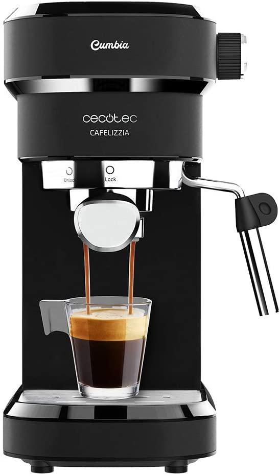 CECOTEC Cafetera Espresso Cafelizzia 790 Black