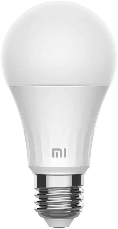 XIAOMI Bombilla Inteligente Xiaomi Mi LED Smart Bulb 8 W E27 Blanco Calido