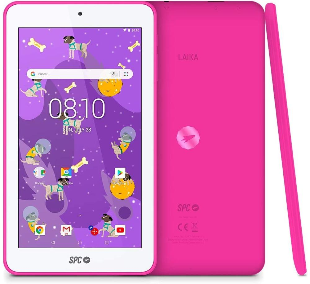 "SPC Tablet 7"" Laika 8GB 9743108P - Rosa"