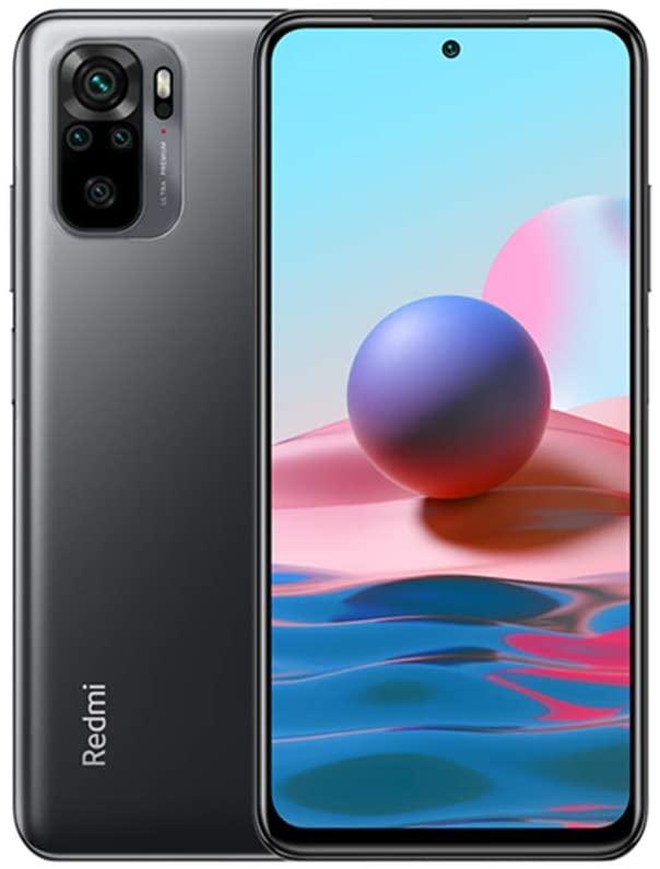 XIAOMI Smartphone Redmi Note 10 4GB 128GB - Gris