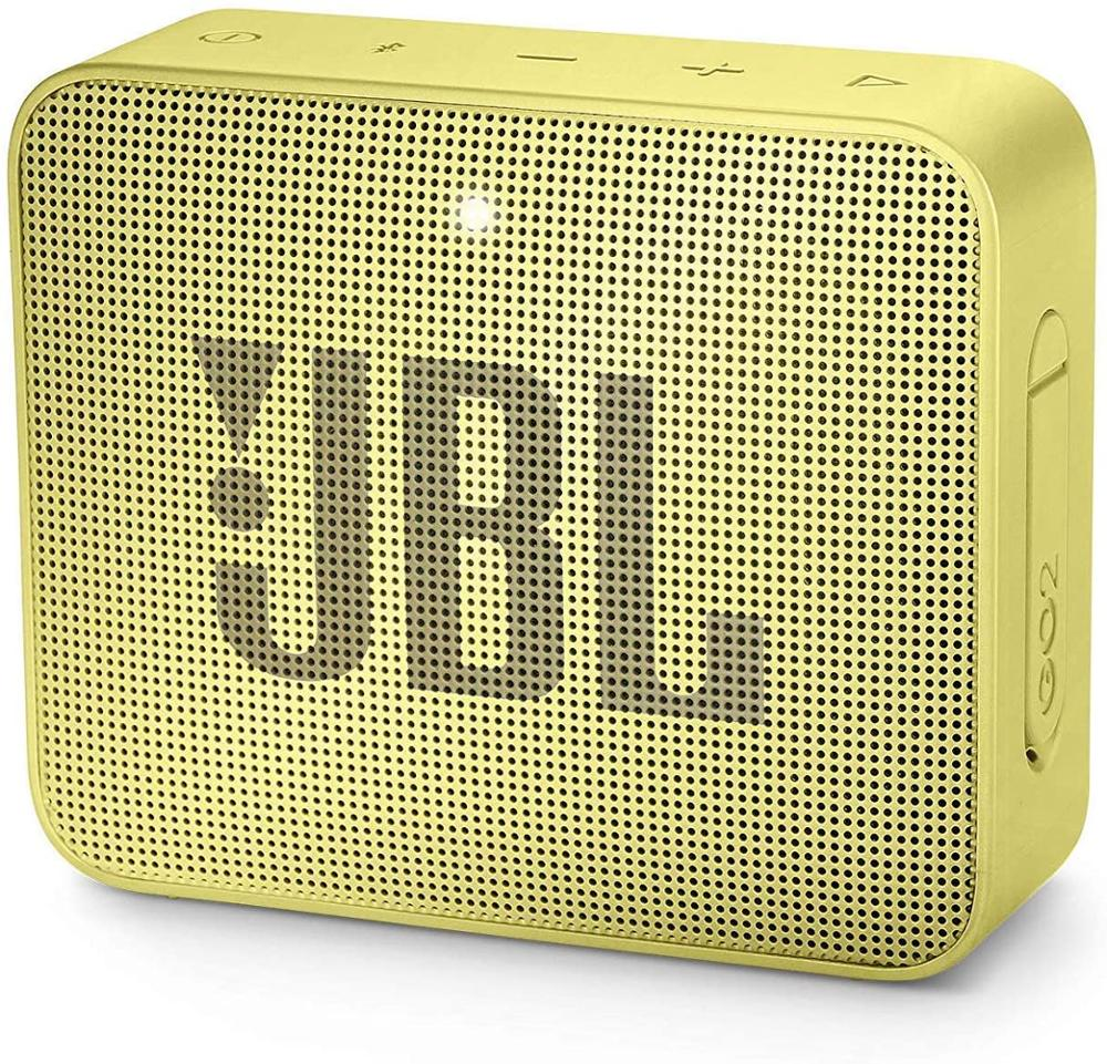 JBL GO2 ALTAVOZ BLUETOOTH - AMARILLO