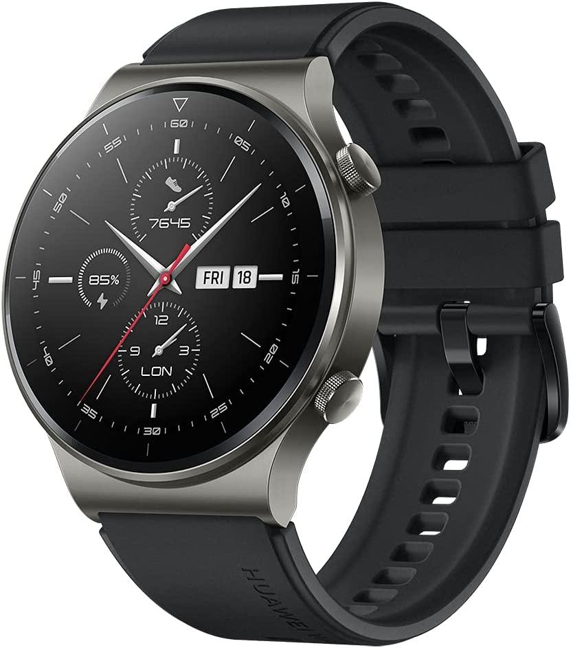 HUAWEI Watch GT 2 Pro Smartwatch 46mm - Negro