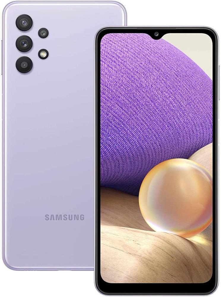SAMSUNG Smartphone A32 5G A326B 4GB 128GB - Lavanda