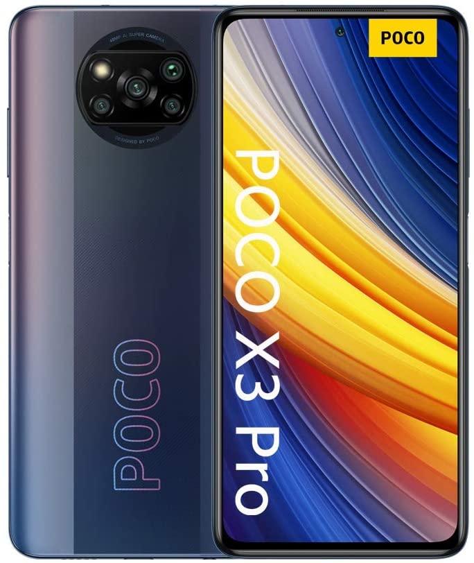 XIAOMI Smartphone Pocophone X3 Pro 8GB 256GB - Negro