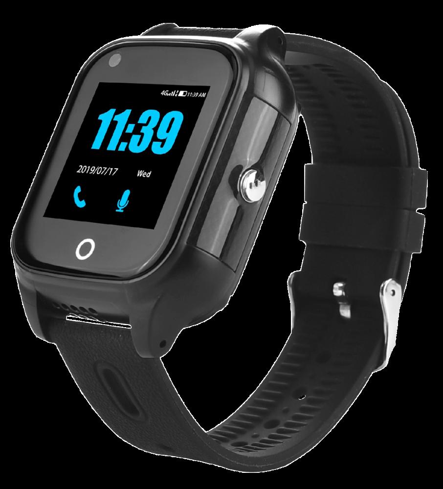SAVEFAMILY Reloj URBAN 4G con Video - Negro