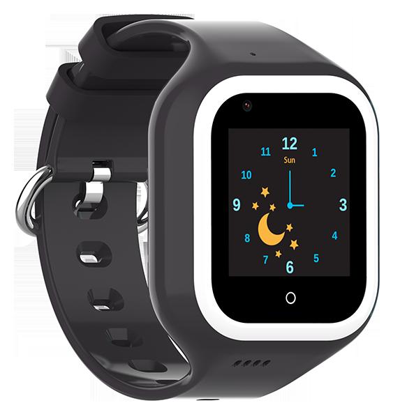 SAVEFAMILY Reloj ICONIC 4G con Video - Negro