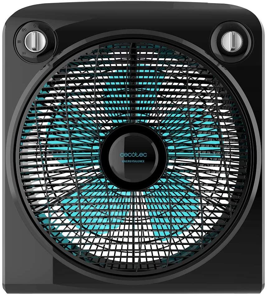 CECOTEC Ventilador de suelo EnergySilence 6000 PowerBox Black