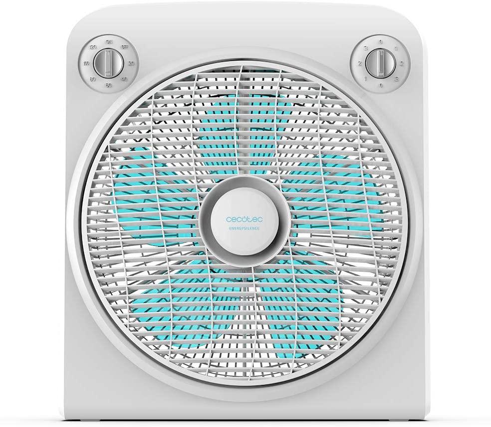 CECOTEC Ventilador de suelo EnergySilence 6000 PowerBox