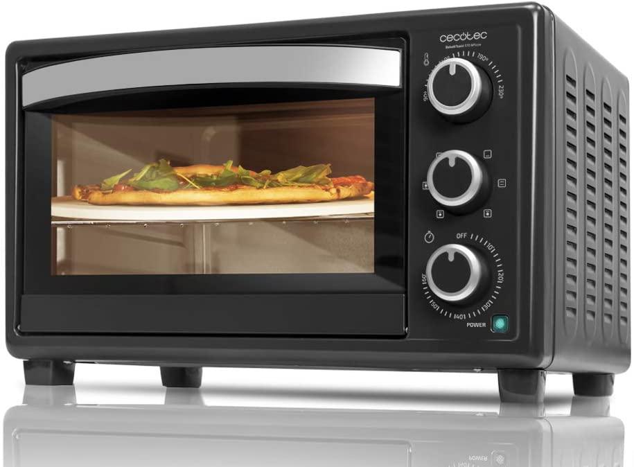 CECOTEC Horno de sobremesa Bake'n Toast 570 4Pizza