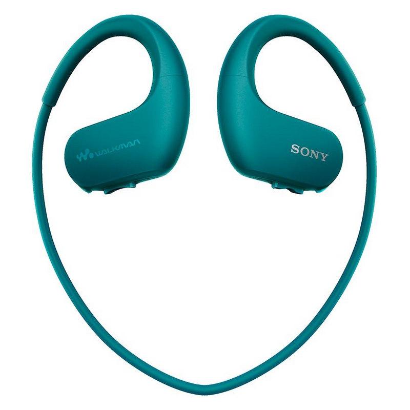 SONY Walkman NW-WS413L Auricular MP3 Deportivo 4GB Resistente al Agua - Azul