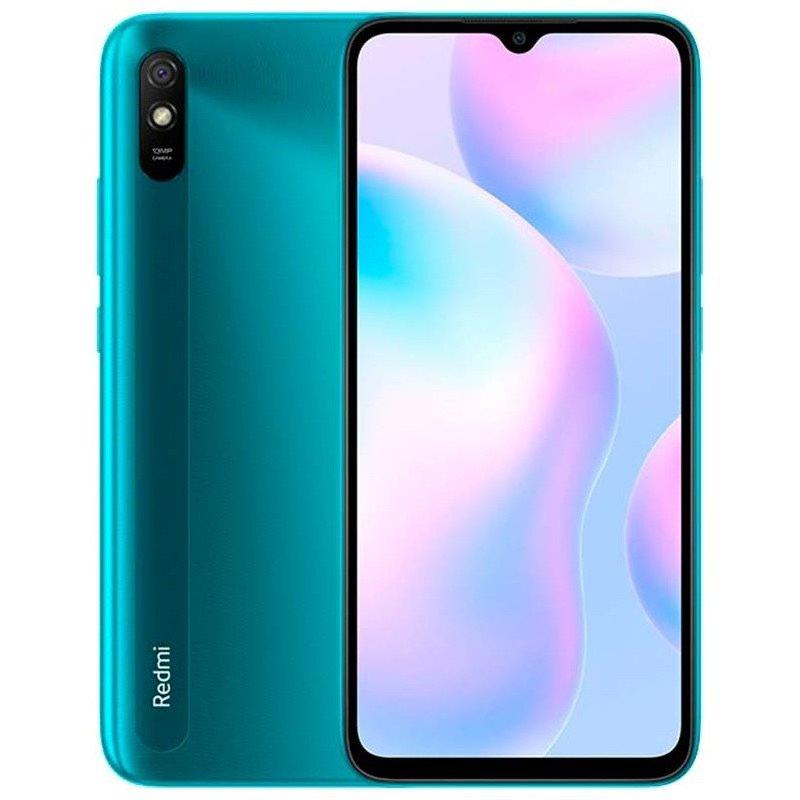XIAOMI Smartphone Redmi 9AT 2GB 32GB DS - Verde