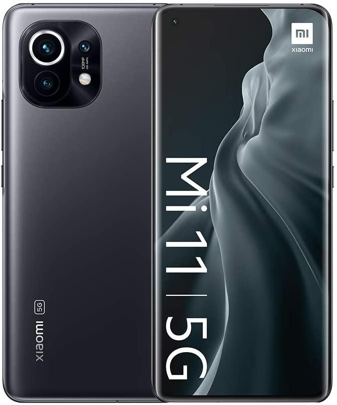 XIAOMI Smartphone Mi 11 8GB 256GB - Gris