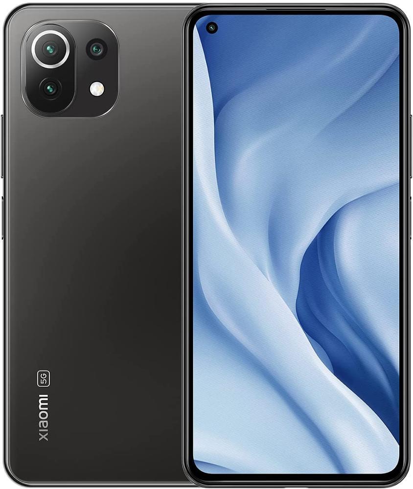 XIAOMI Smartphone Mi 11 Lite 6GB 128GB - Negro
