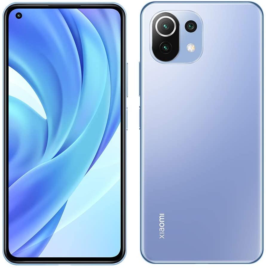 XIAOMI Smartphone Mi 11 Lite 6GB 128GB - Azul