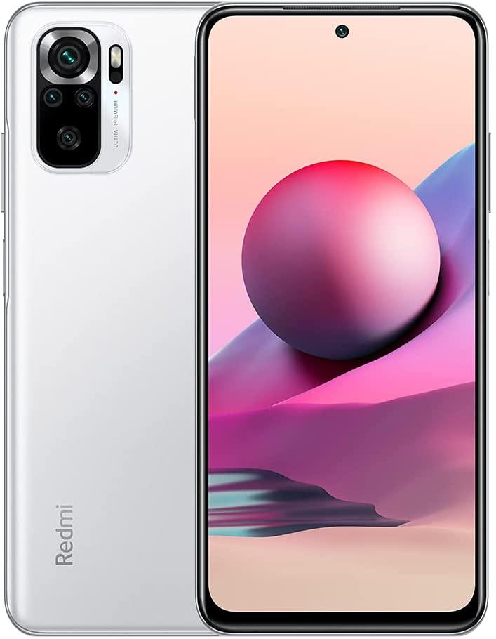 XIAOMI Smartphone Redmi Note 10S 6Gb 128GB - Blanco
