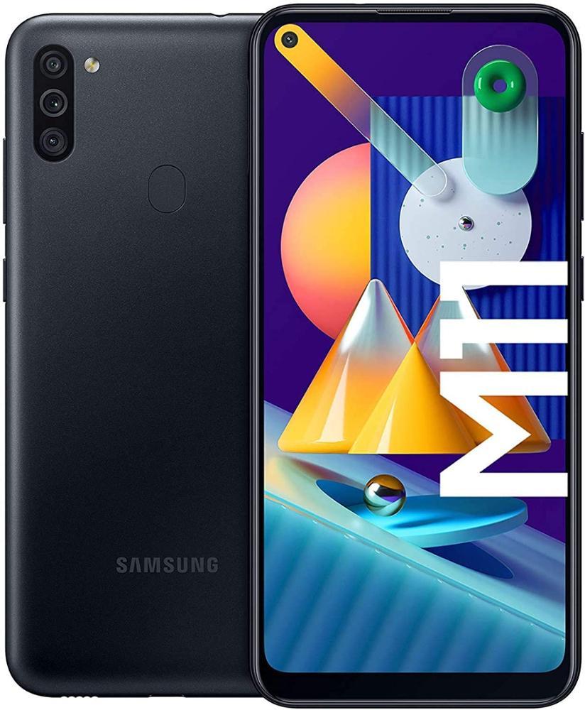 SAMSUNG Smartphone Galaxy M11 3GB 32GB - Negro