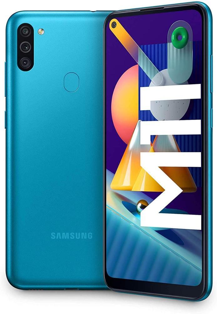 SAMSUNG Smartphone Galaxy M11 3GB 32GB - Azul
