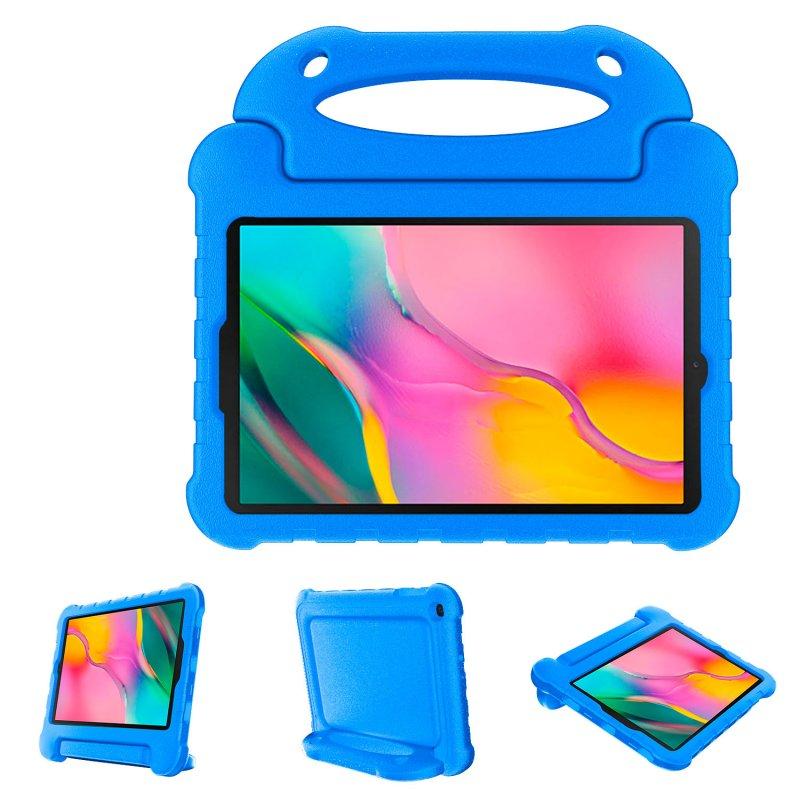 """COOL Funda para Samsung Galaxy Tab A (2019) T510 / T515 10.1"""" Ultrashock - Azul"""