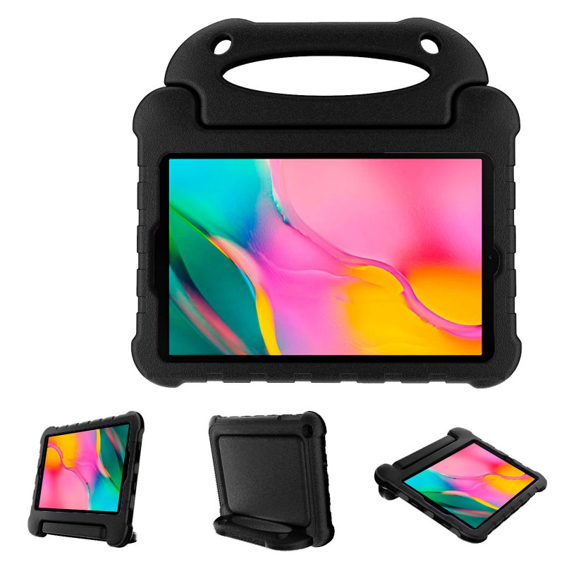 "COOL Funda para Samsung Galaxy Tab A (2019) T510 / T515 10.1"" Ultrashock - Negro"
